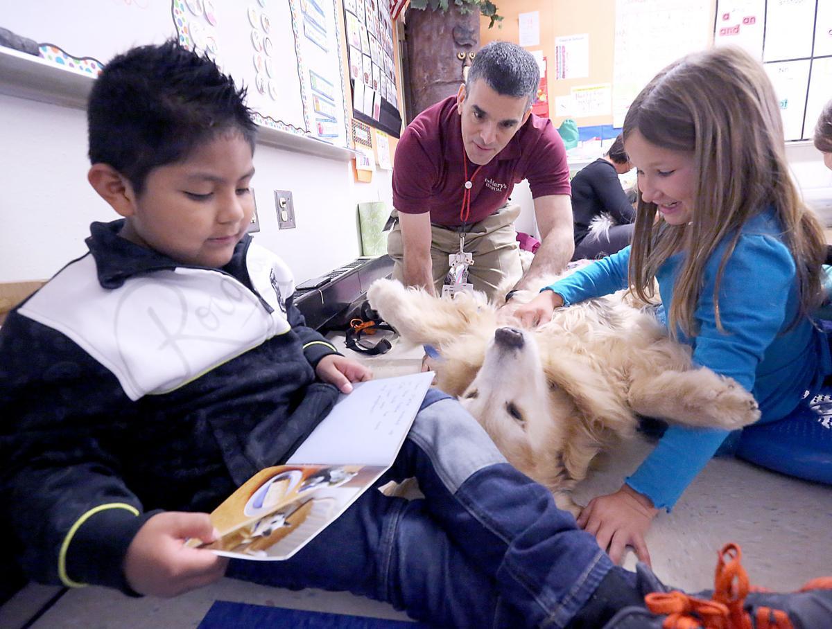 Dog Reading Program