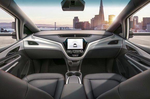Forget Tesla: This Photo Shows General Motors Is a Self-Driving Leader