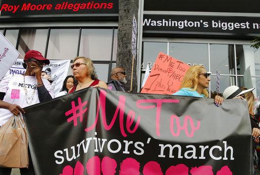 Many victims still silent on sexual misconduct despite furor (copy)