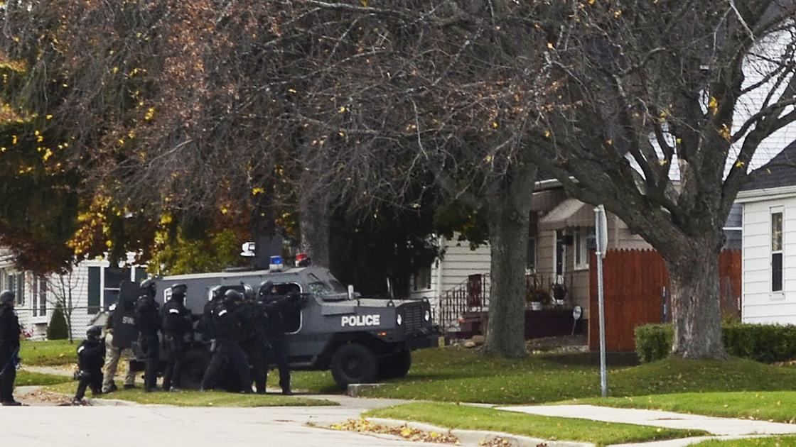 save off 992e6 5c278 » Dog-killing Racine SWAT team targeted in federal civil suitThe Doggy  Blogger