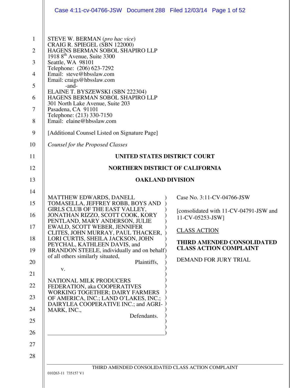 Herd Retirement Lawsuit complaint