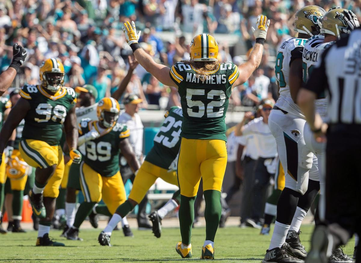 Packers Battered defense will be without Clay Matthews Sam