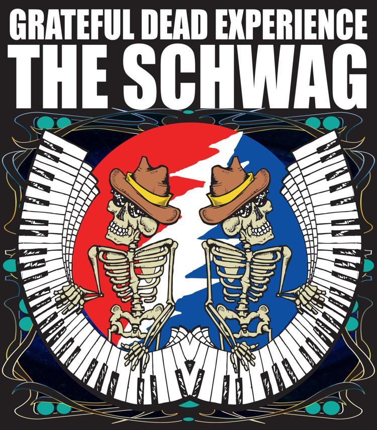 The Schwag ART BY JON GRIFFIN