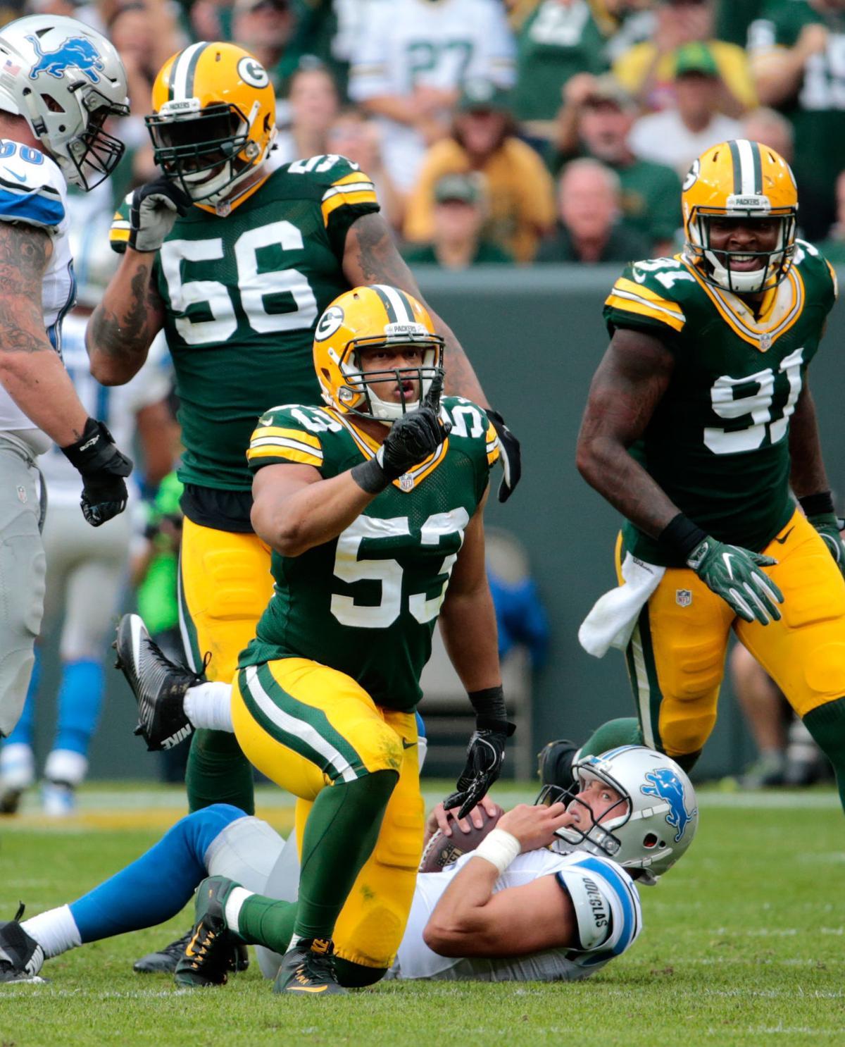 Packers Linebacker Nick Perry kept defensive back Micah Hyde