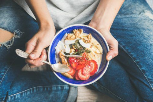 Starting A Diet In The New Year? The 'non-diet Diet' Approach Could Be The Way To Go