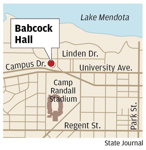 Babcock Hall map
