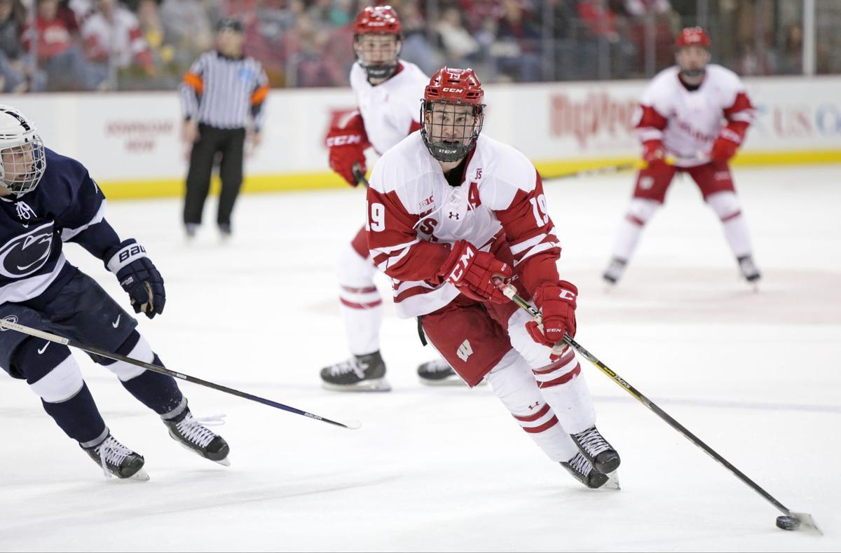 Badgers men's hockey: Wisconsin 12th in preseason national ...