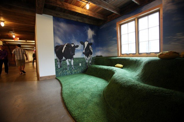 As Its Farm Campus Opens Epic Systems Prepares For Even