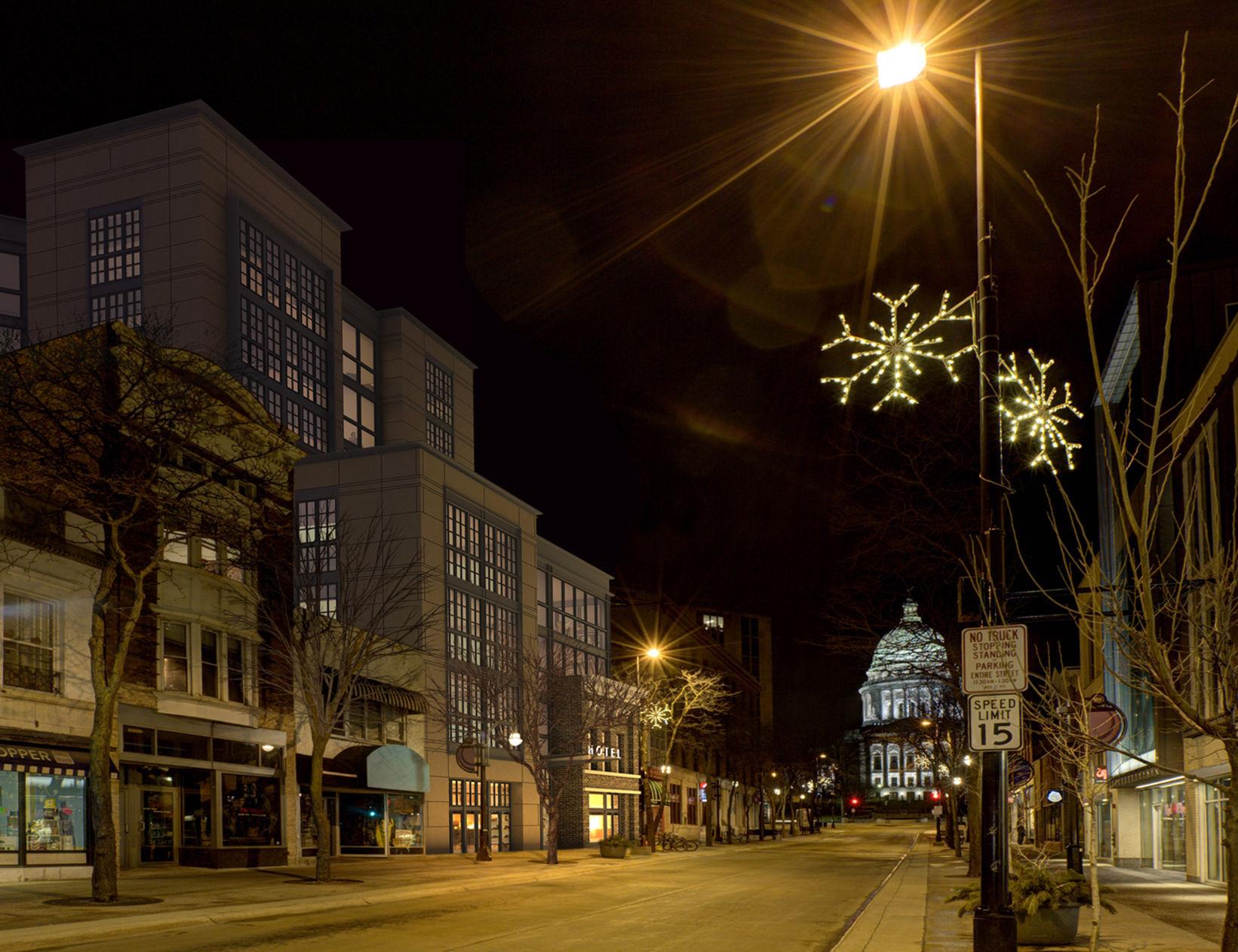 State Street hotel rendering Neighborhood city push