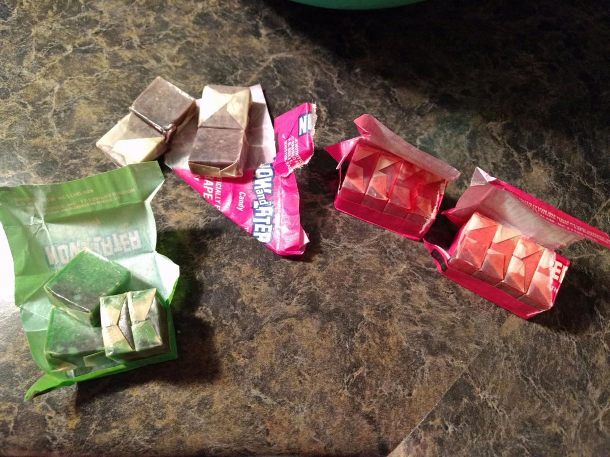 Suspicious candy found in trick or treat bags in Randolph