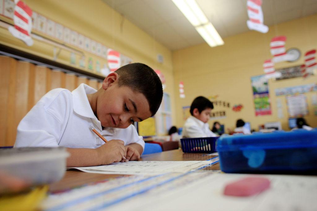 voucher school student