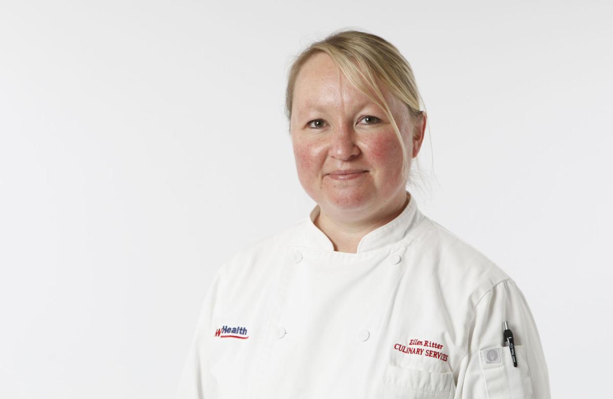 UW Health Chef Ellen Ritter