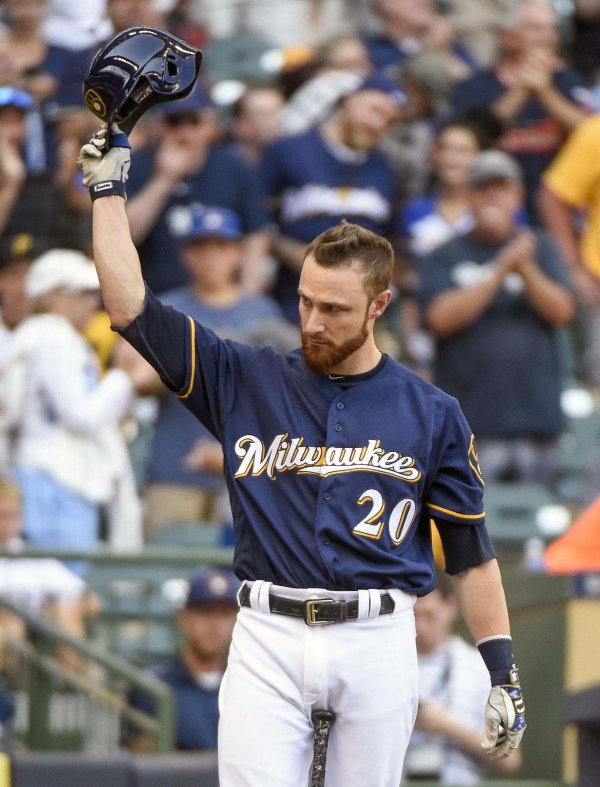 Milwaukee Brewers Bedroom In A Box Major League Baseball: Brewers: Jonathan Lucroy Says Rangers Were Team He Wanted