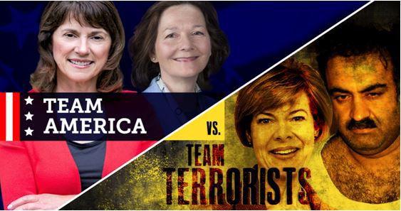 Leah Vukmir calls Tammy Baldwin part of 'Team Terrorists' (copy)