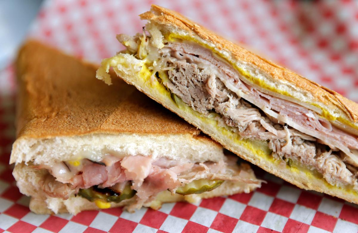 Sliced Cuban