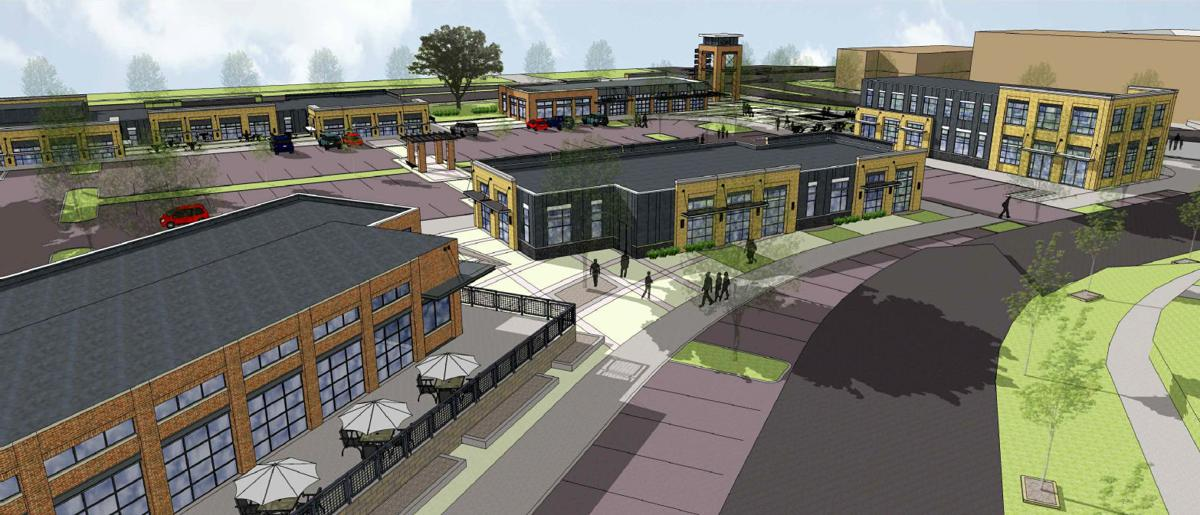 Grandview Commons Town Center