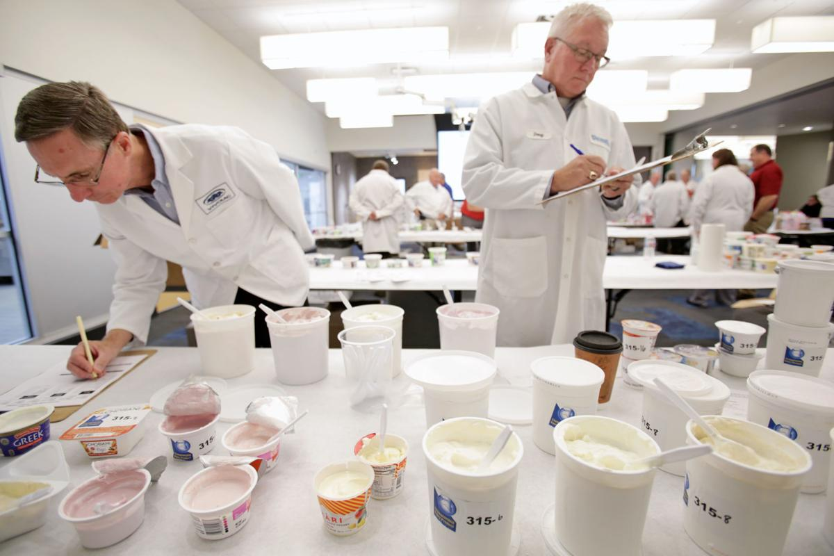 Championship Dairy Product Contest