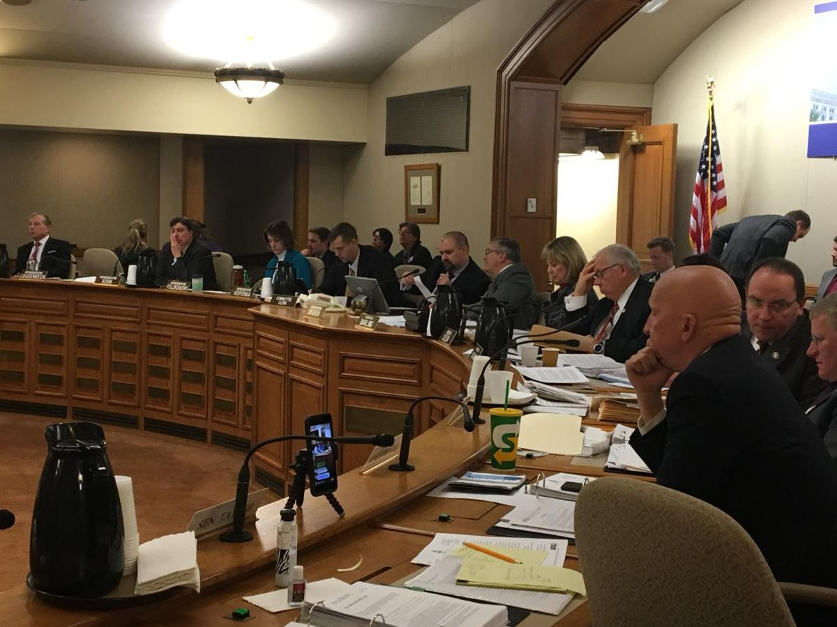 Legislature's budget committee starts to whittle down $385 million surplus