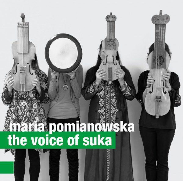 The Voice of Suka - CD cover UW HUMANITIES