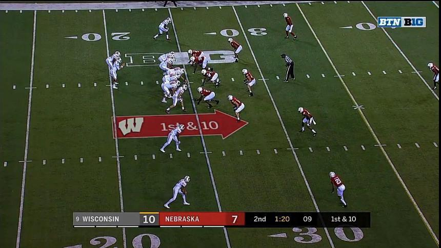 Badgers football film room: Wisconsin trusts offensive line, running game to close out victory at Nebraska