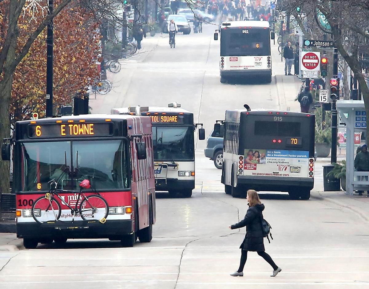 Madison using equity policy for first time to shape bus fare metro transit buses sciox Gallery