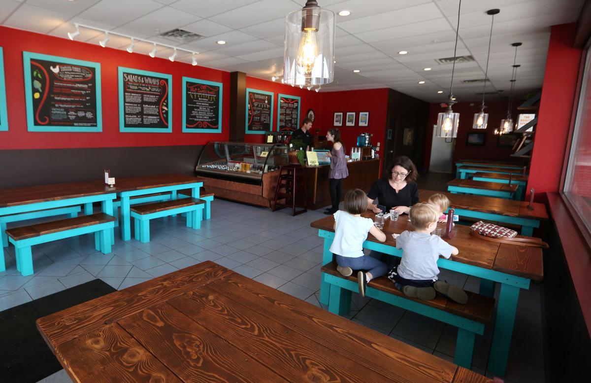 Carb Free Cafe Chicago Menu