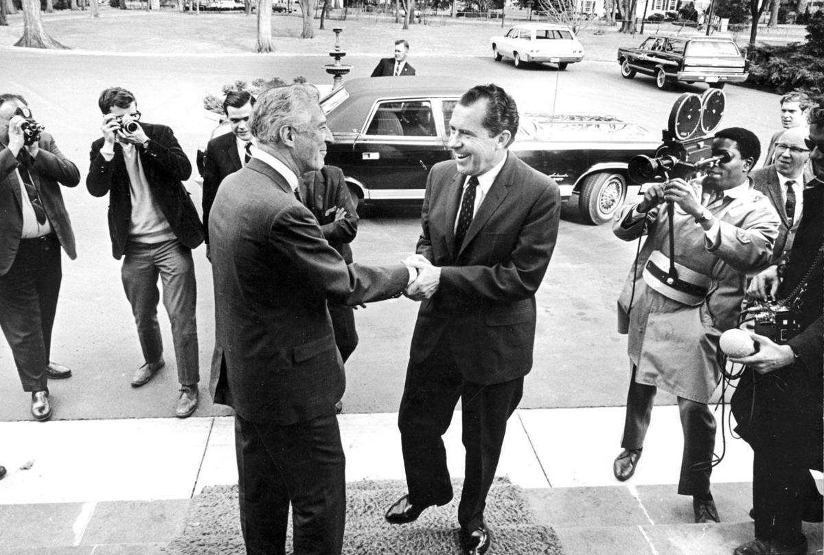 1968 Richard Nixon