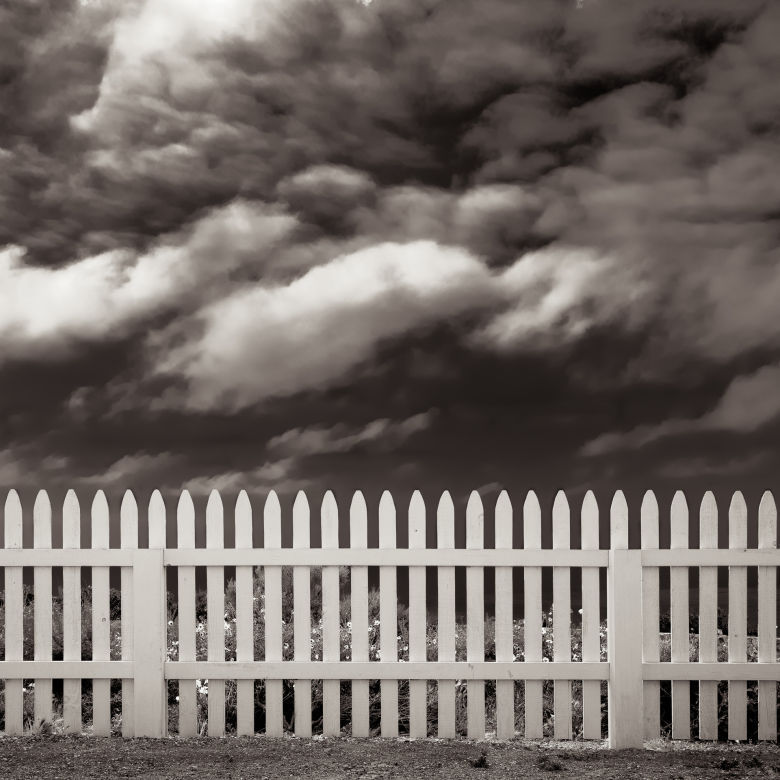 """Picket Fence"" by Michael Knapstein"