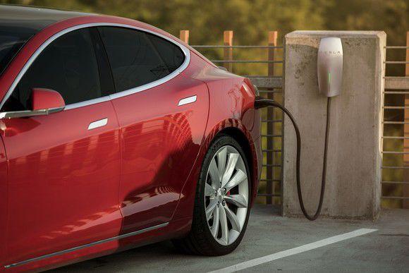 April Registrations of Tesla Drop In California Market
