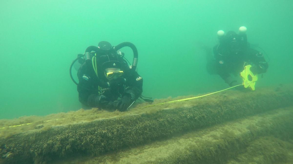 Wisconsin shipwreck