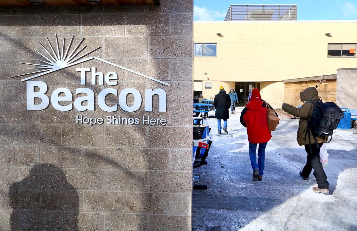 The Beacon - exterior