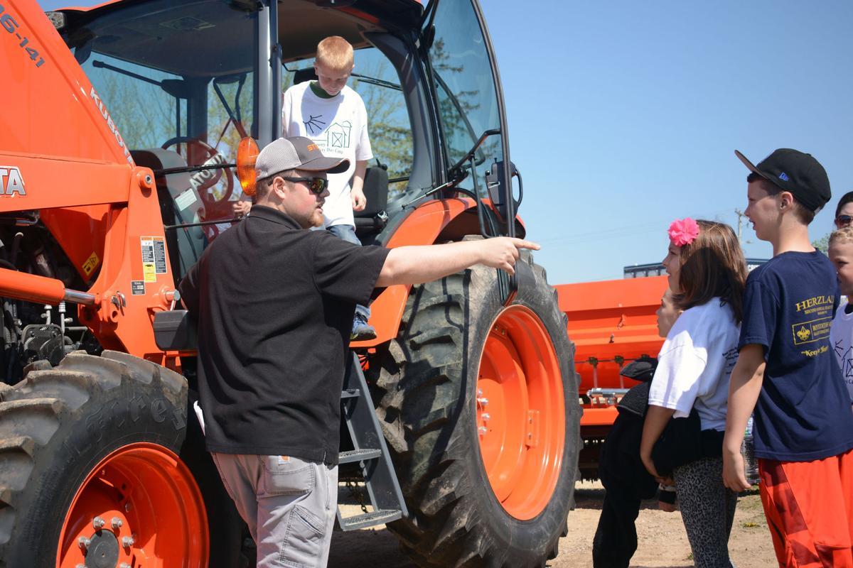 Sauk County Rural Safety Day Camp