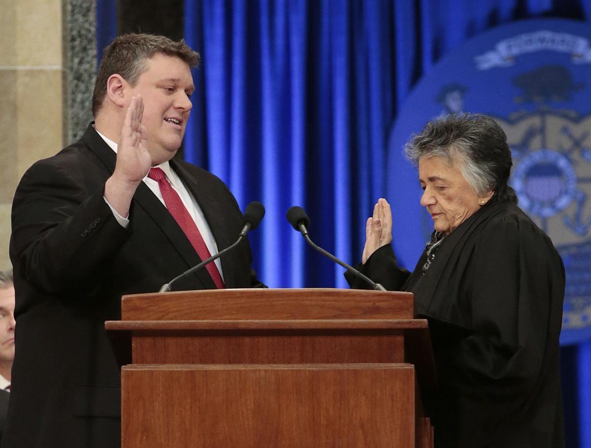 Treasurer sworn into office (copy) (copy)