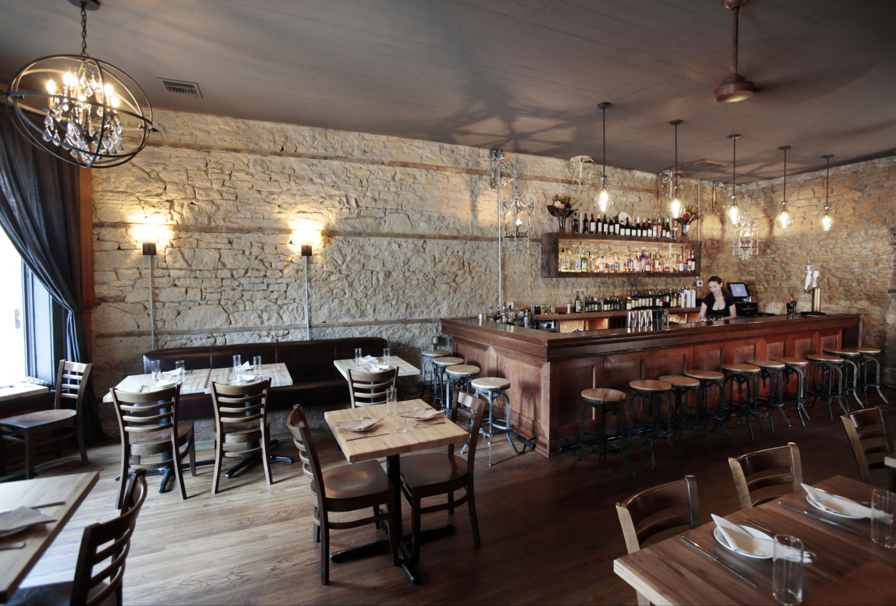 Restaurant review Newcomer Hamiltons needs some recognition for a