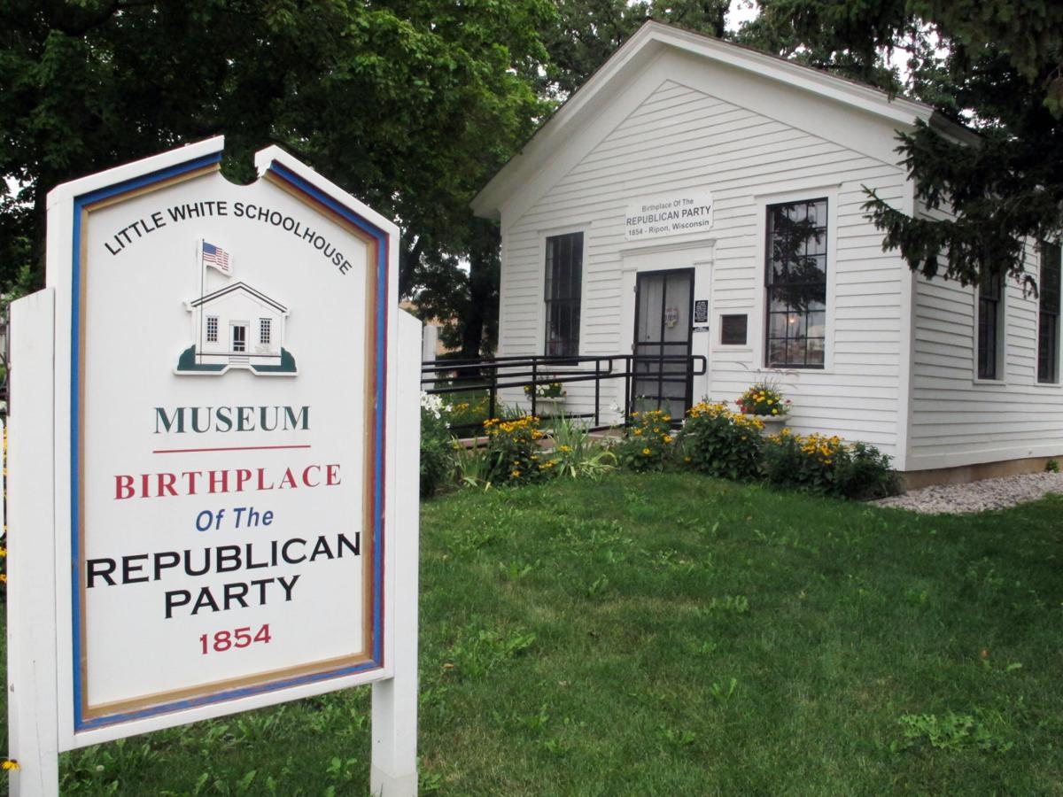 Republican Party beginnings in Ripon, Wisconsin