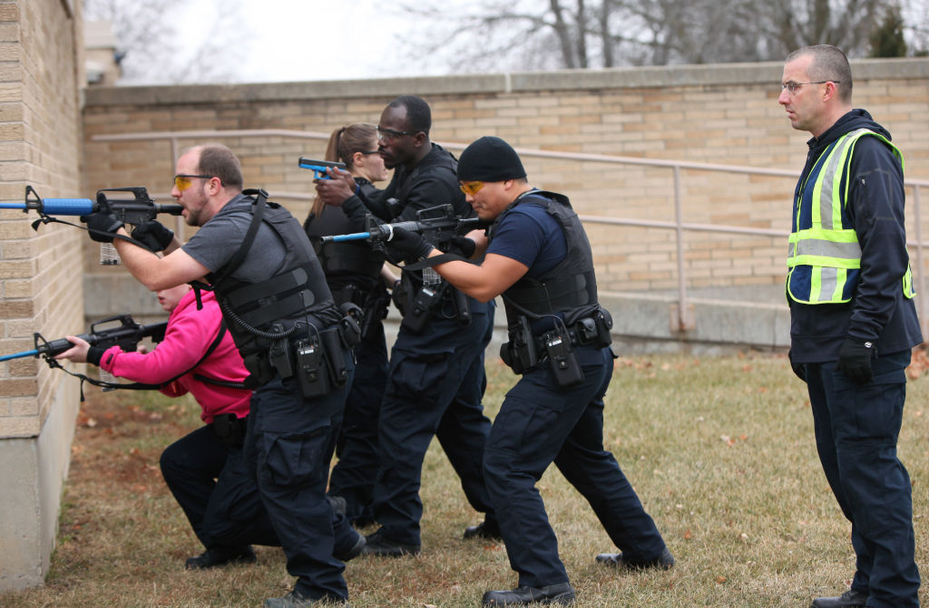 Madison Police To Host Active Shooter Training Thursday