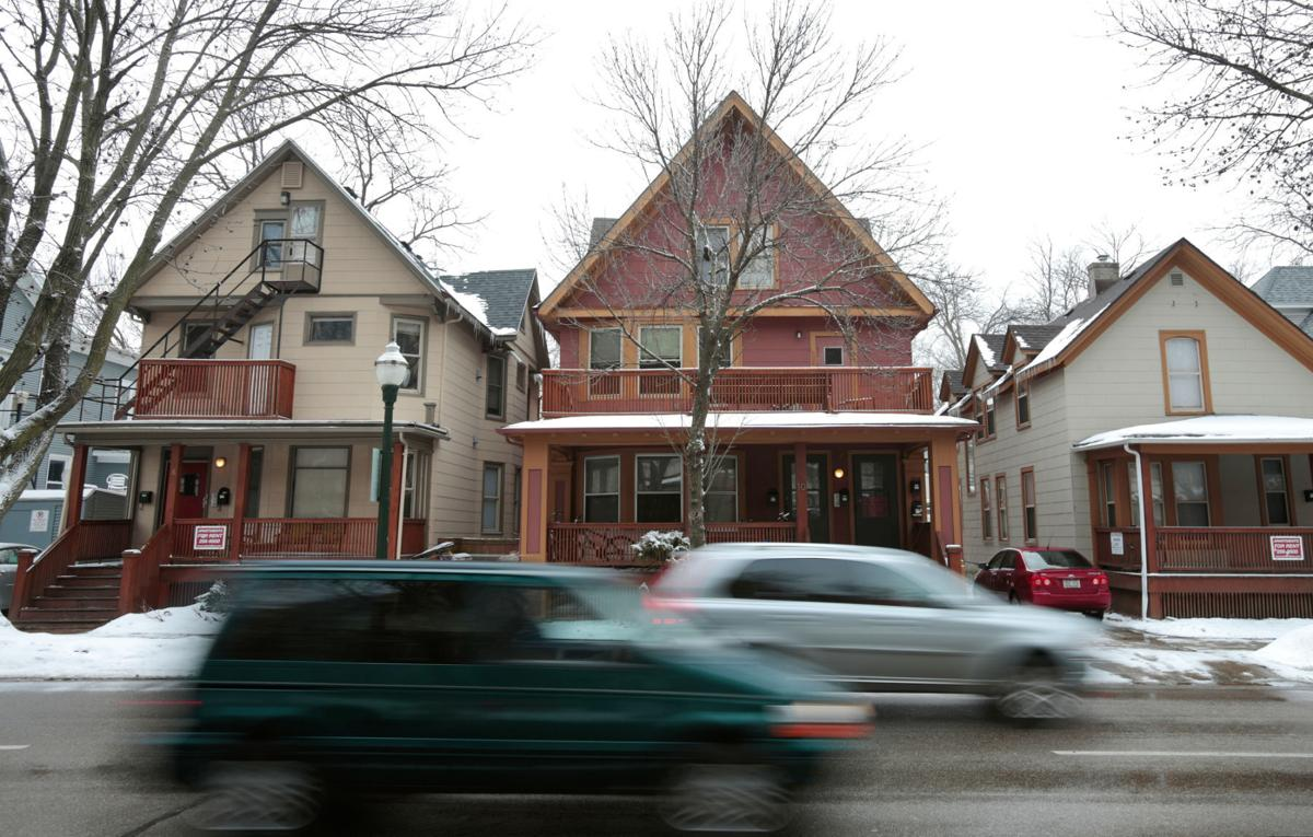 Apartment Houses Developer Proposes Razing 6 Vintage Houses In Capitol Gateway For