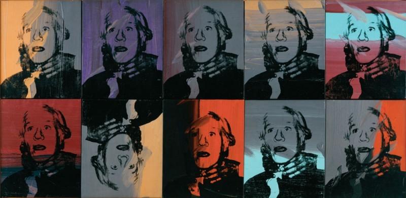 Warhol Strangulation
