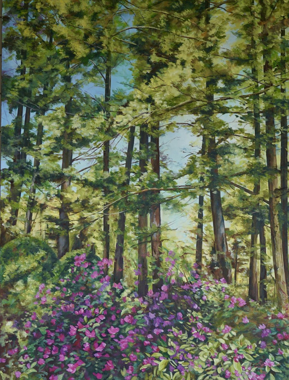 UW-Arboretum - Arboretum Spring