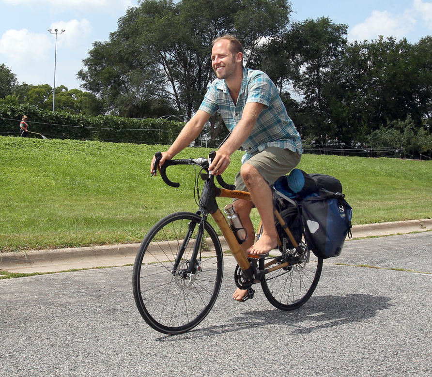 Greenfield-biking