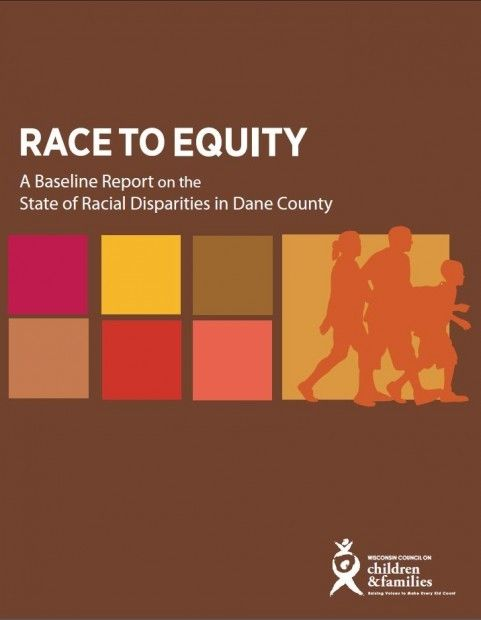 Race to Equity report image