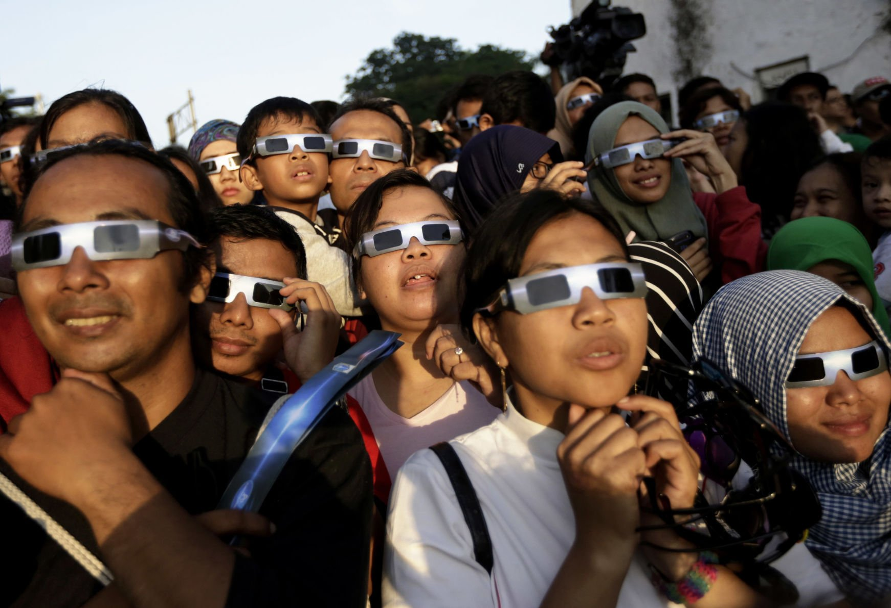 Solar eclipse will help scientists learn more about 'space weather'