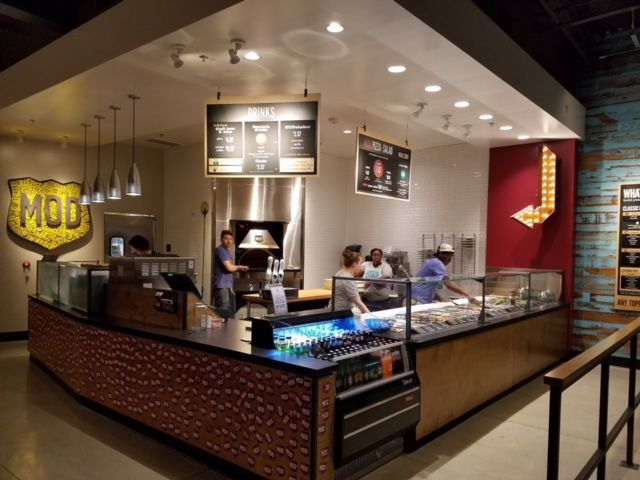 Restaurant News: Seattle-based MOD Pizza coming to ...