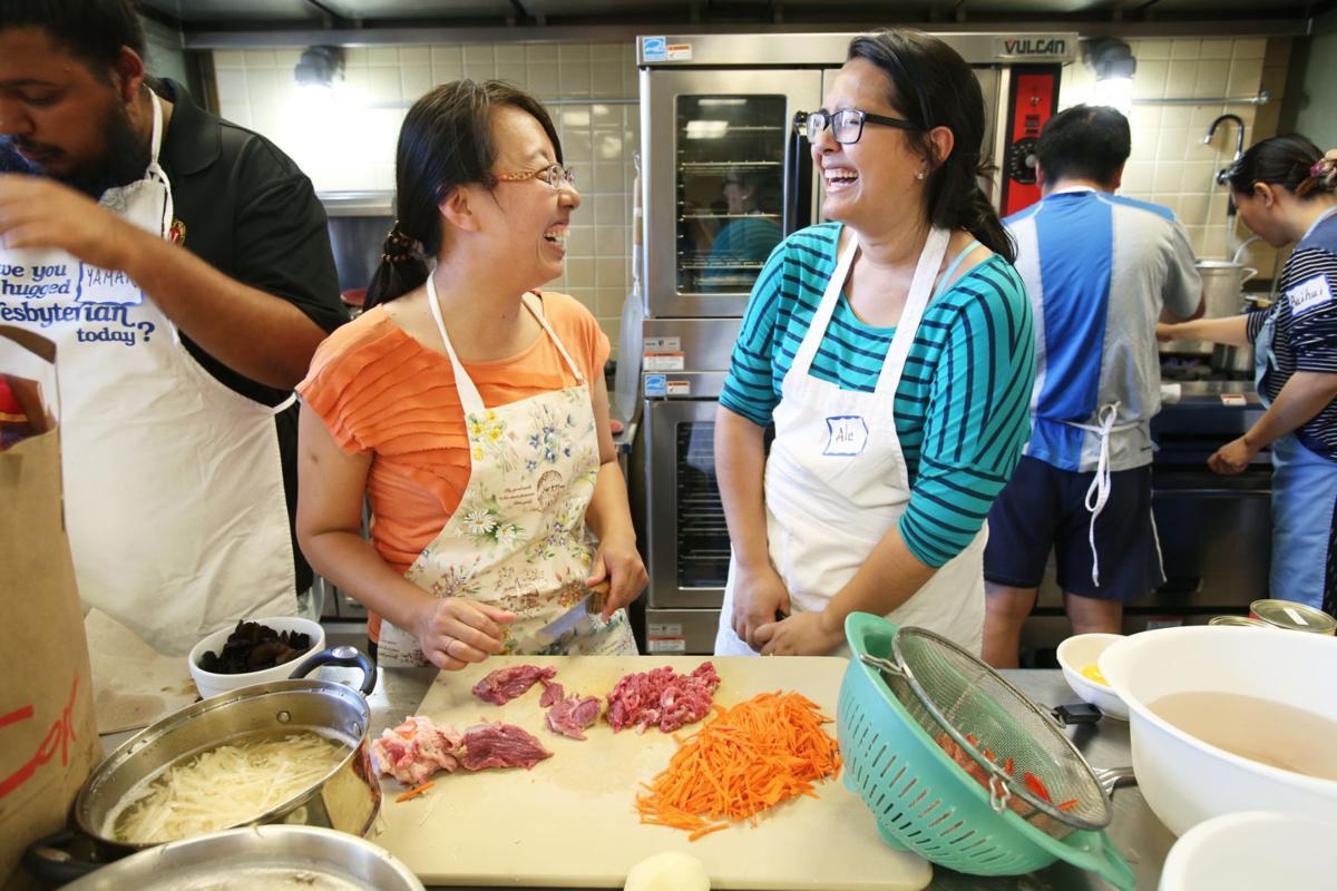 Photos international pot luck for Alejandra s mexican cuisine