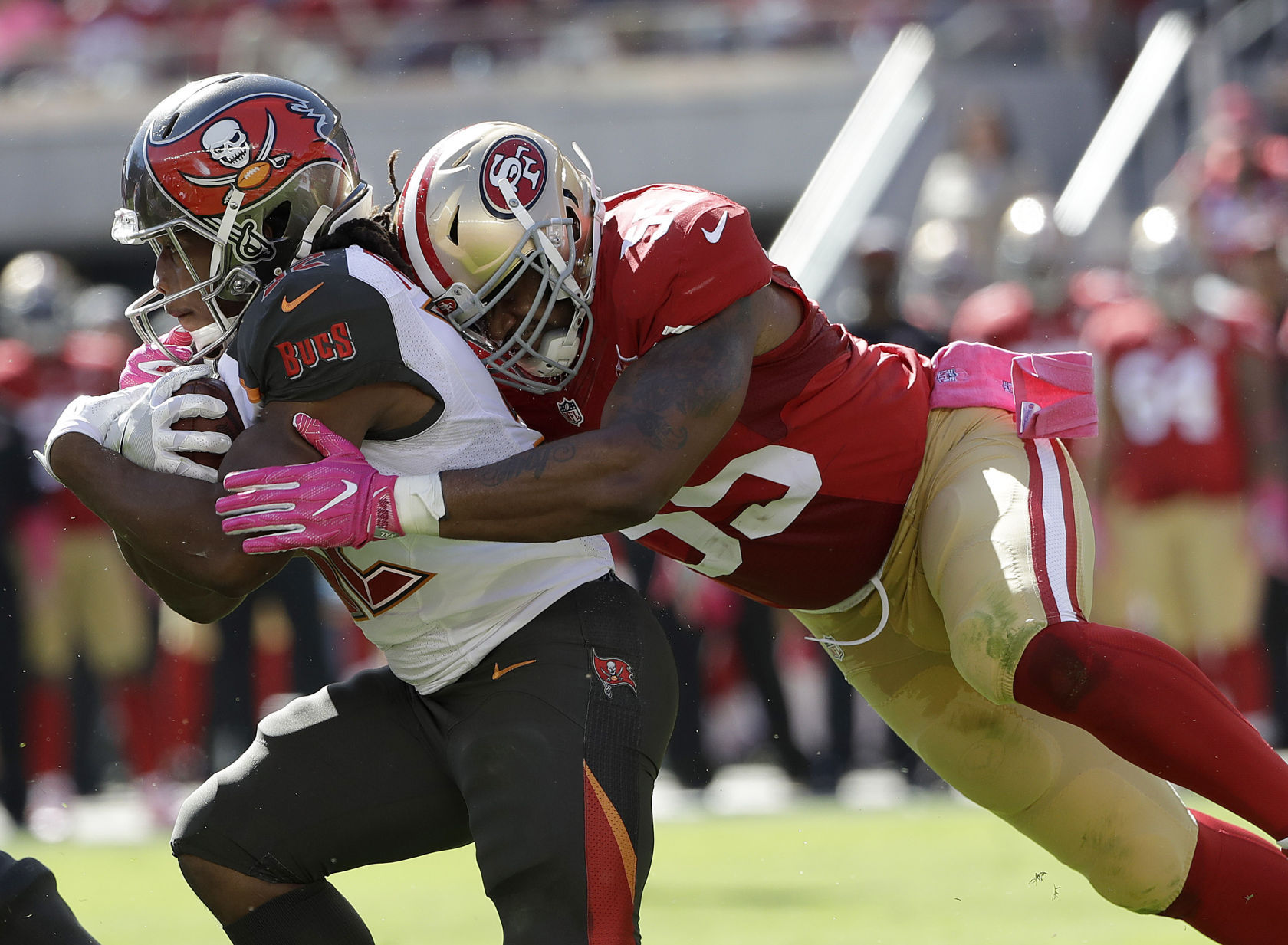 Eli Harold: It's time for 49ers linebacker to prove himself