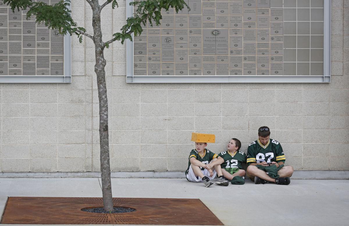 Packers Family Night 01