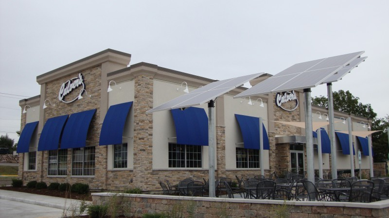 Culver S To Open Energy Efficient Restaurant On Tuesday