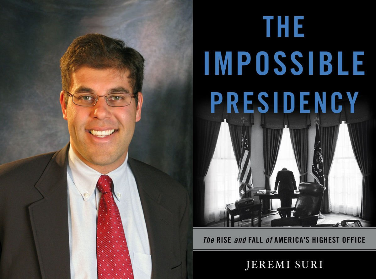 "Jeremi Suri ""Impossible Presidency"" mashup"