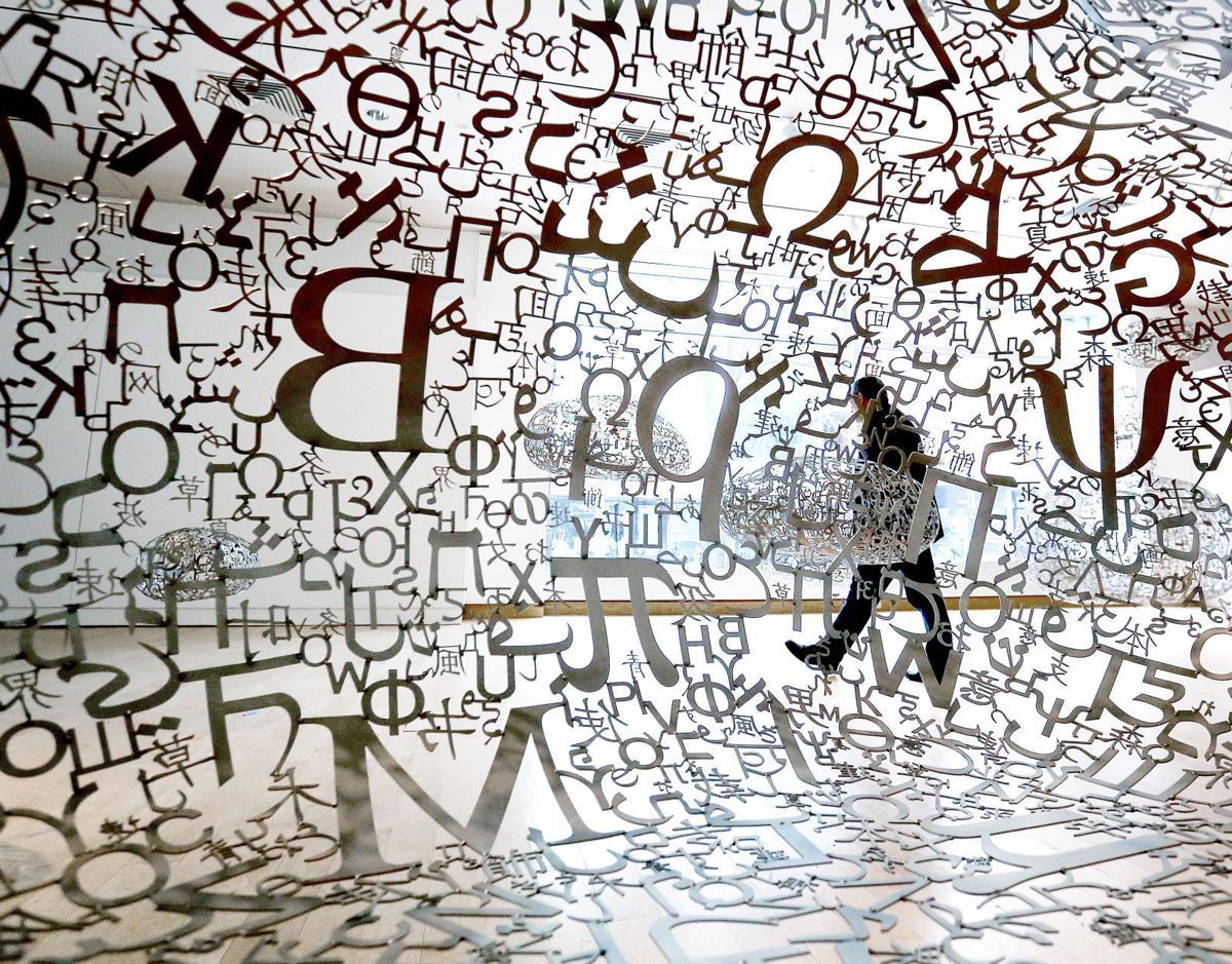 """""""Jaume Plensa: Talking Continents"""""""