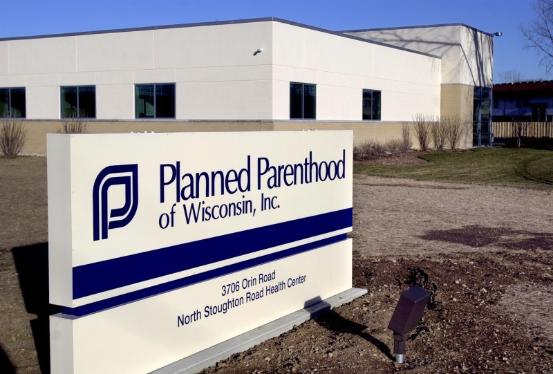 Planned Parenthood clinic file photo